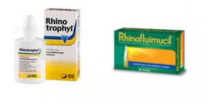 rhinotrophyl-rhinofluimucil